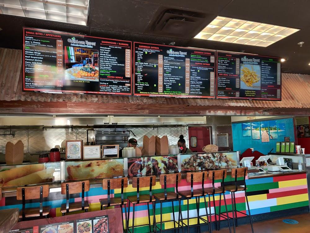 Caribbean Haven Restaurants