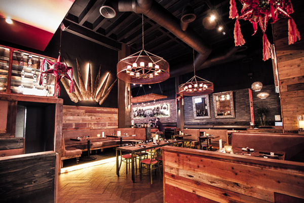 Agaves Kitchen & Tequila