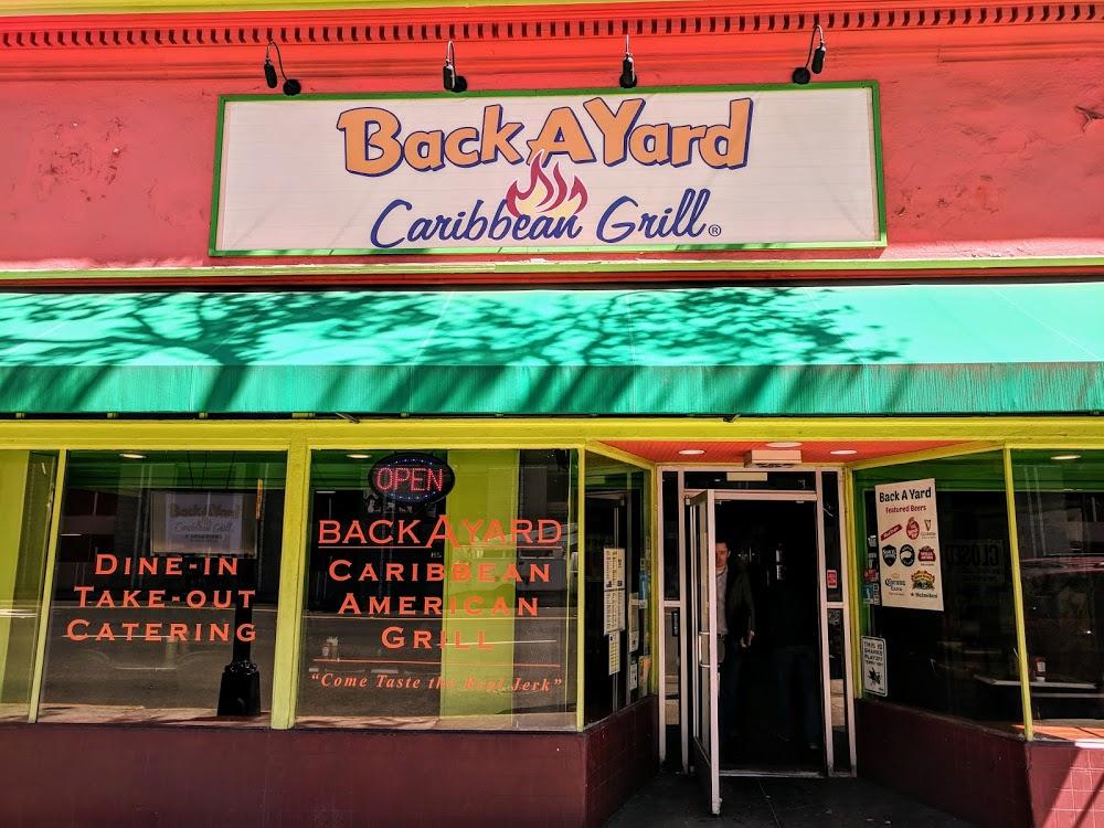 Back A Yard Caribbean Grill