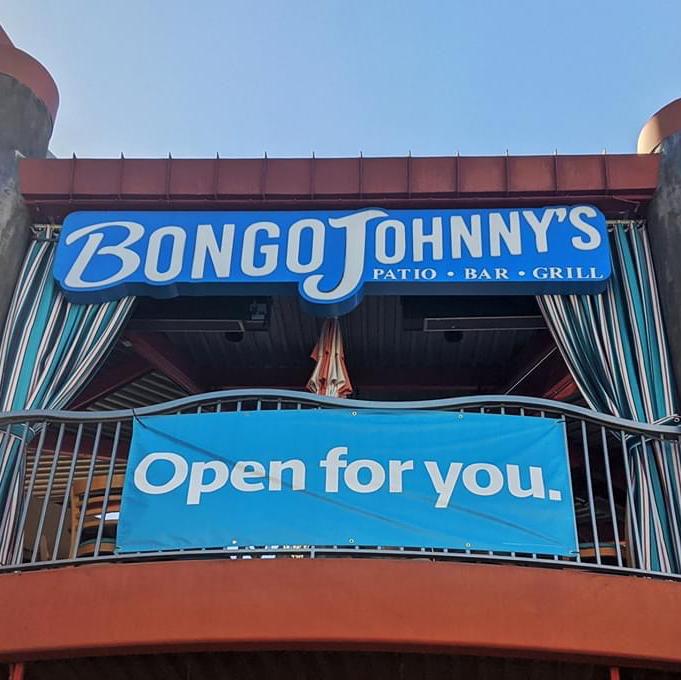 Bongo Johnny's Patio Bar & Grill Palm Springs