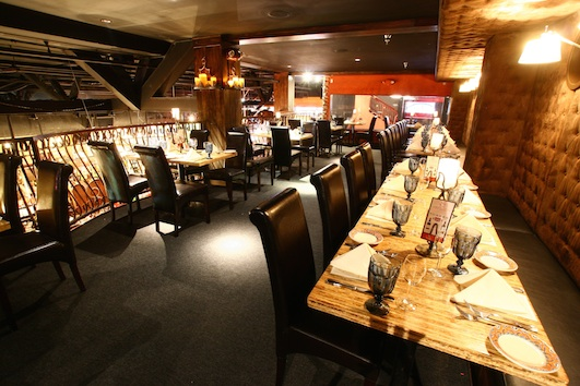 Cafe Sevilla of Long Beach