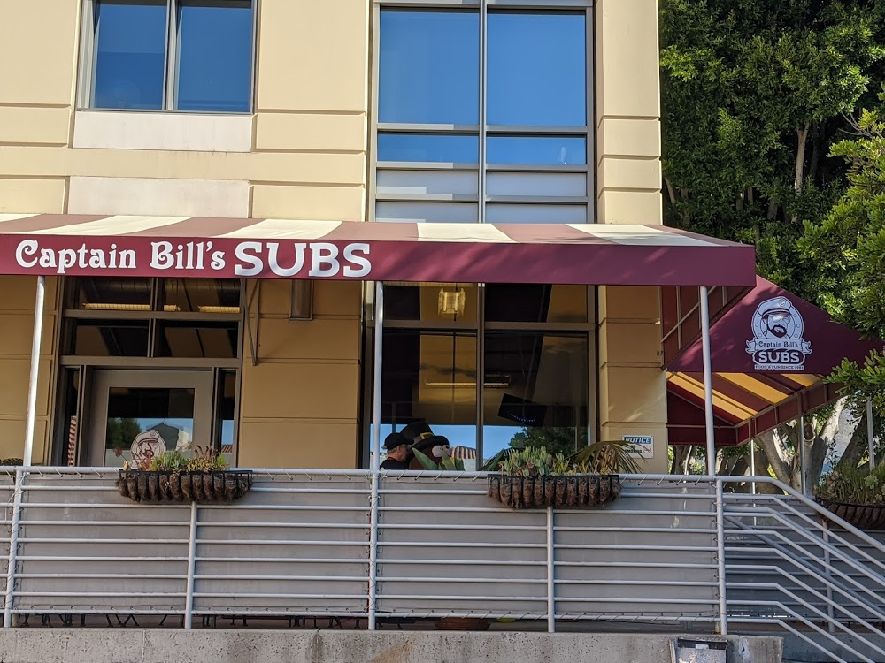 Captain Bill's Subs SLO