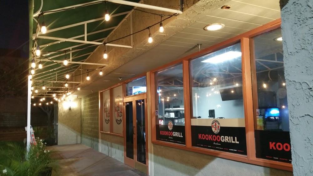 Kookoo Grill – The Original Fusion Teriyaki Joint