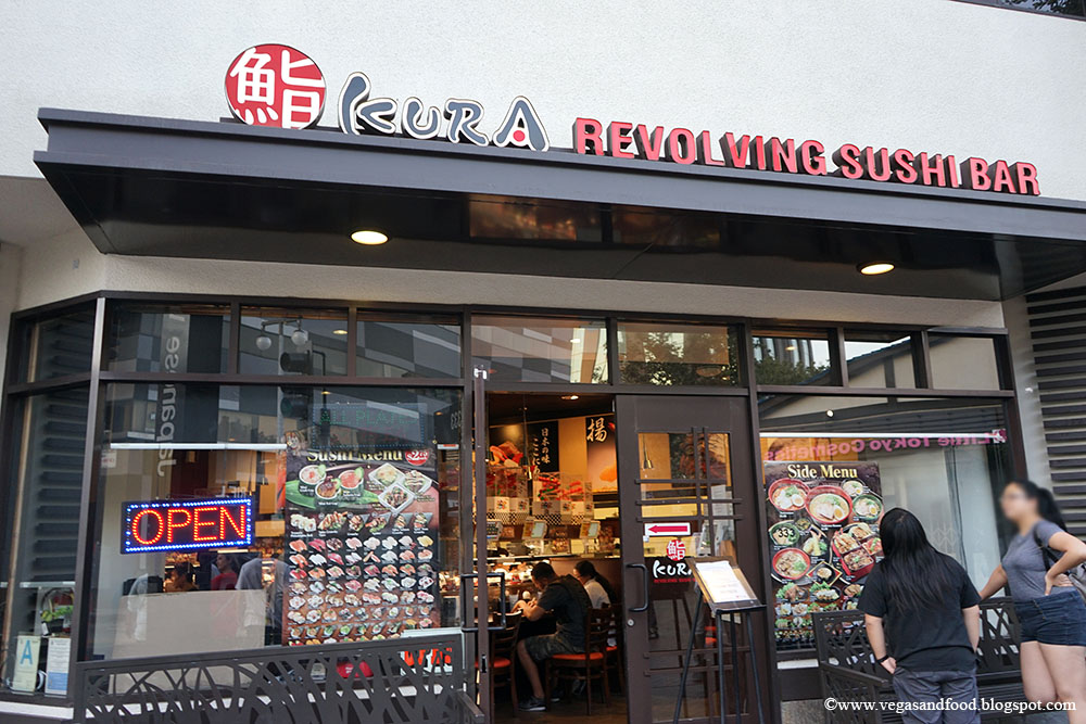 Kura Revolving Sushi Bar – Outdoor Dining and Takeout Available
