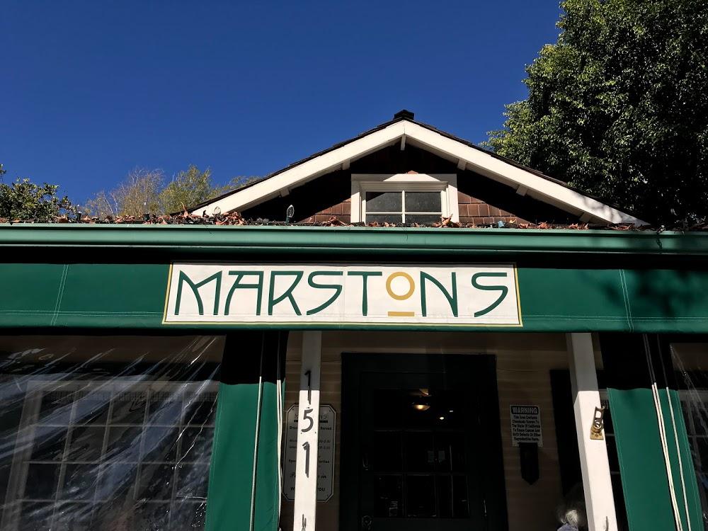 Marston's Restaurant