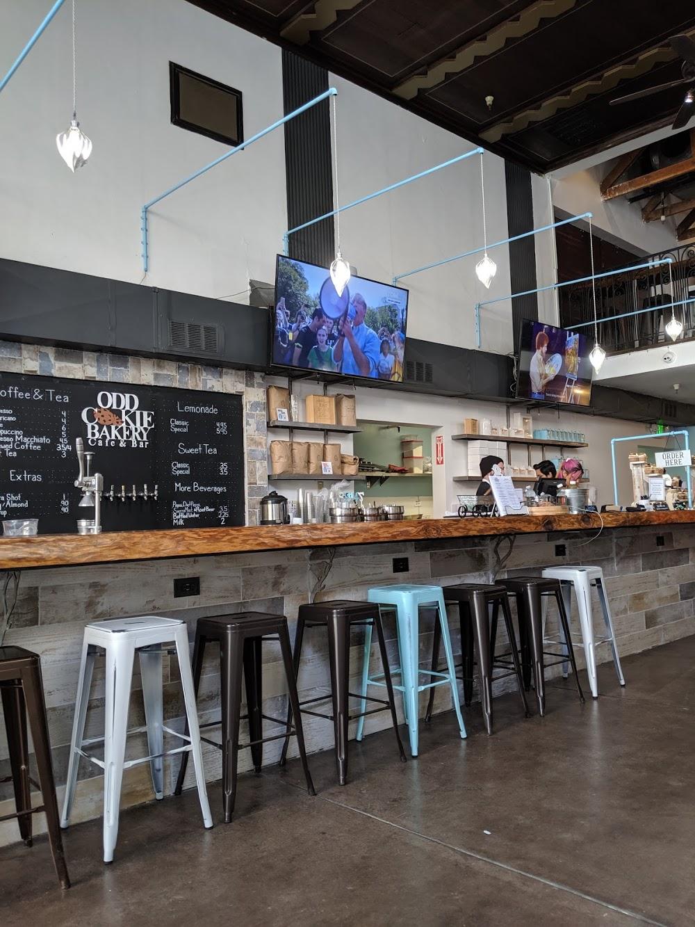 Odd Cookie Bakery Cafe & Bar