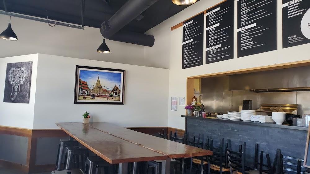 Papa's Thai Cafe