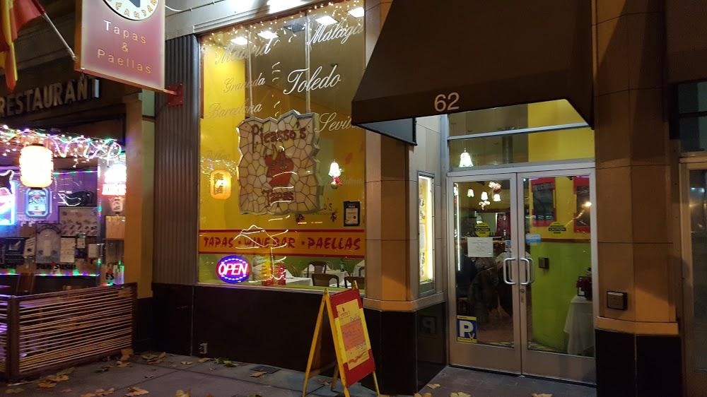 Picasso's Tapas Restaurant