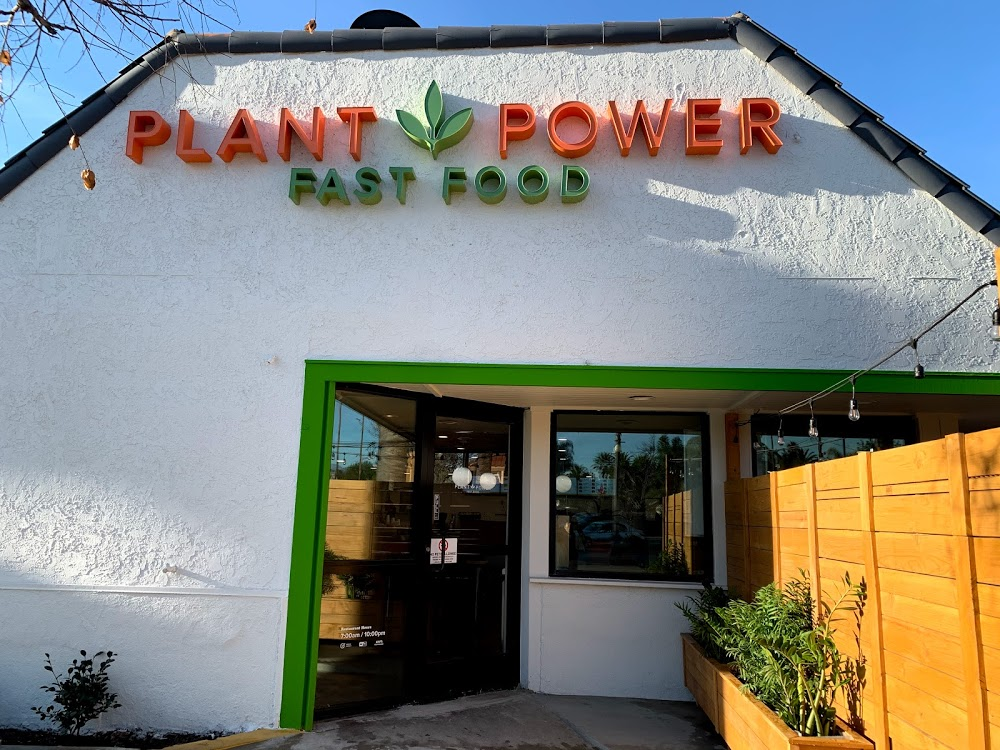 Plant Power Fast Food Riverside