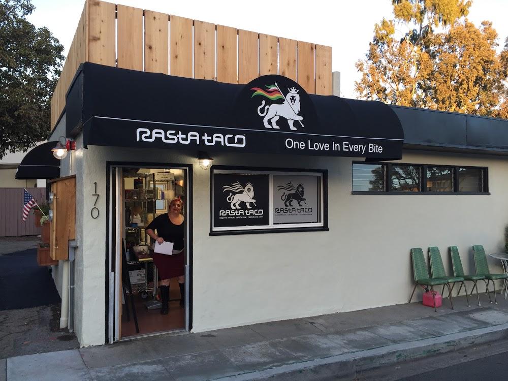 Rasta Taco Laguna Beach