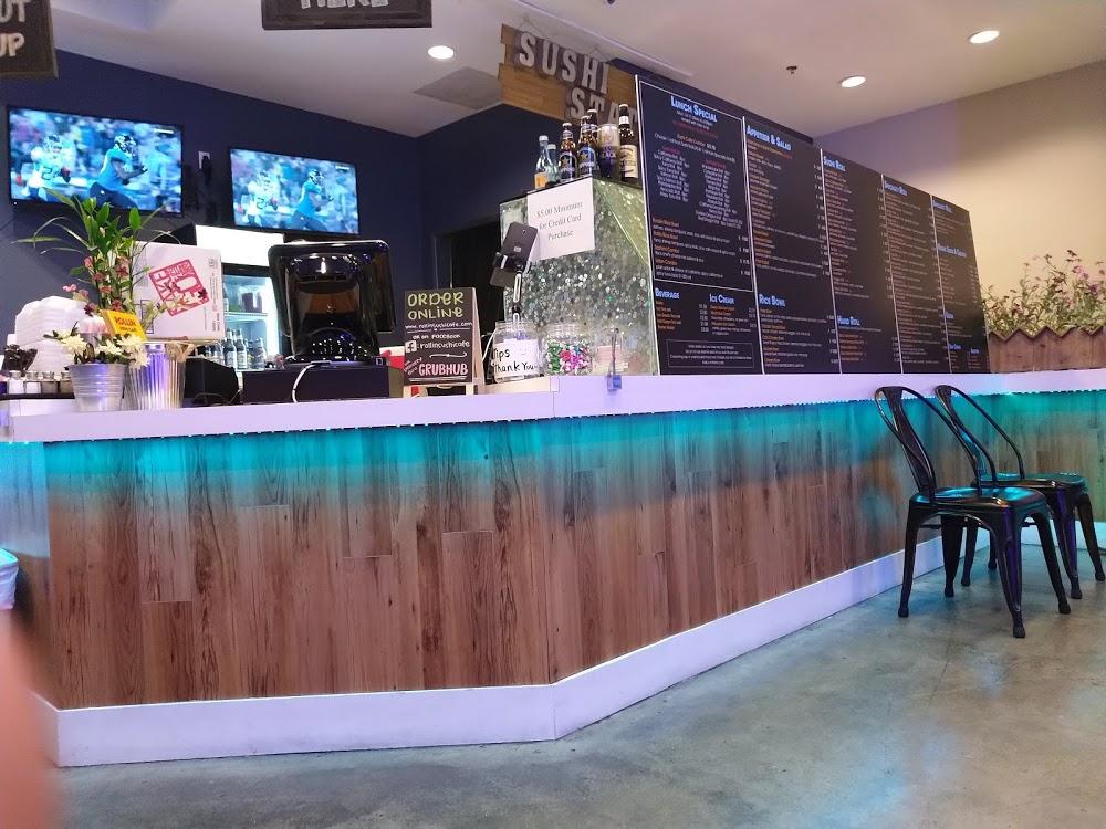 Rollin Sushi Café