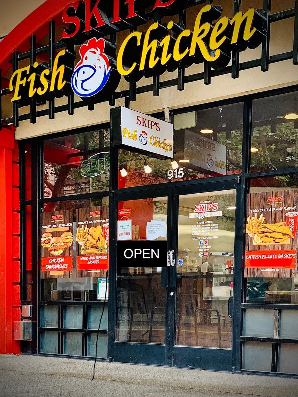 Skip's Fish & Chicken
