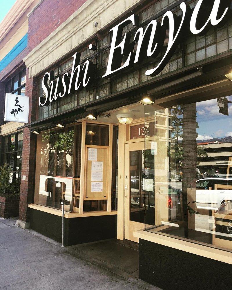 Sushi Enya Pasadena