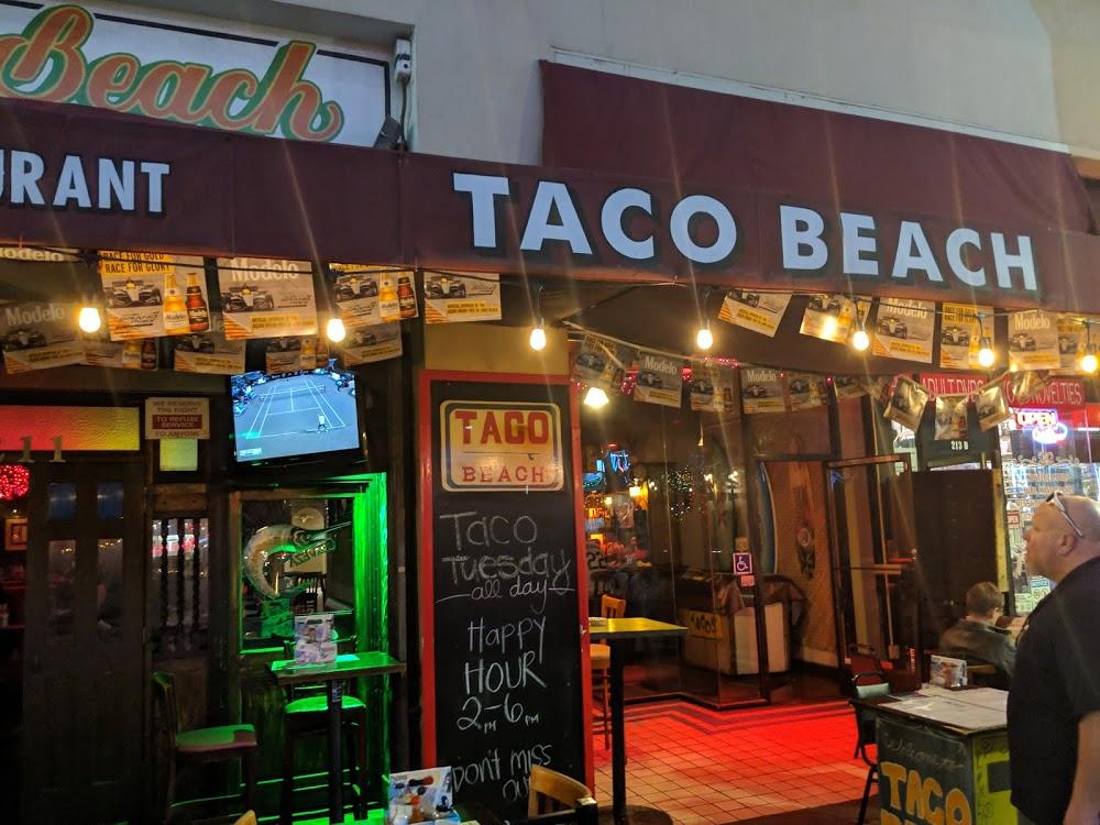 Taco Beach – Pine Ave.