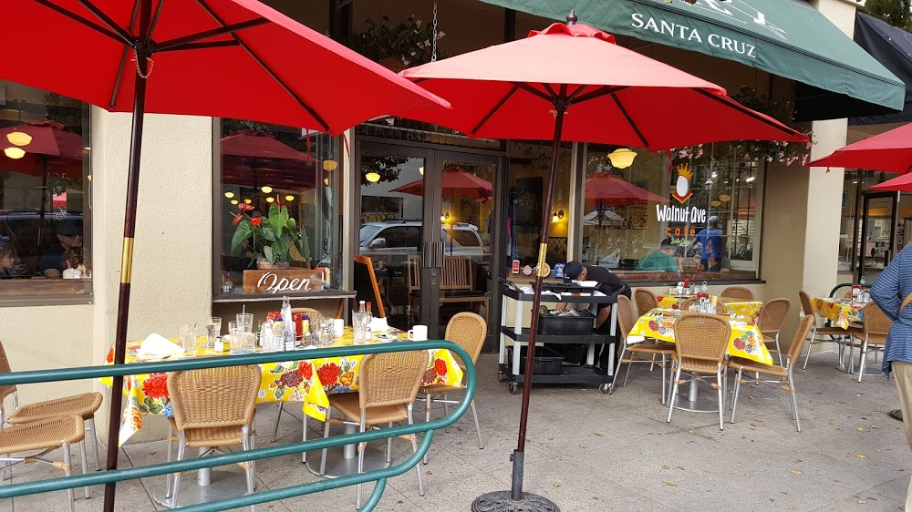 The Walnut Avenue Cafe