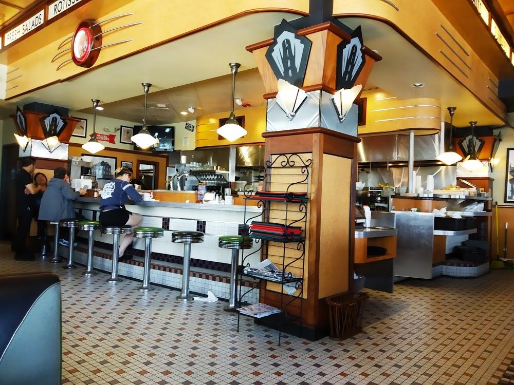 Woody's Diner